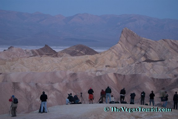 Death Valley sunrise, Vegas Tours to Death Valley