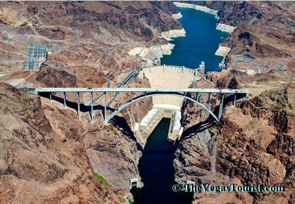 Great to the Hoover Dam Bridge and to the Dam