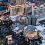Caesars Palace Turns 50 in Las Vegas