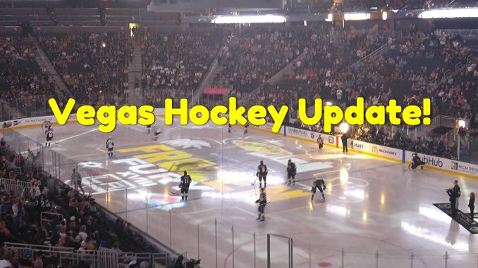 NHL Hockey Las Vegas Update Name