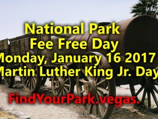 Entrance Fee Free Day at National Parks