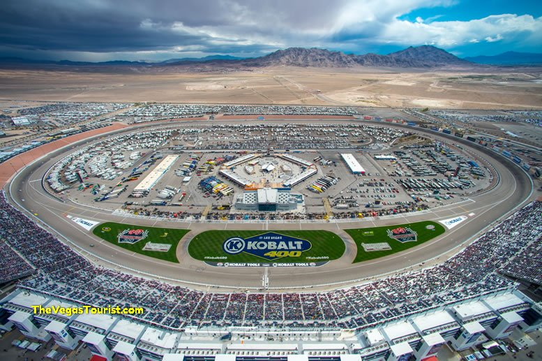 The Kobalt 400 Race Track