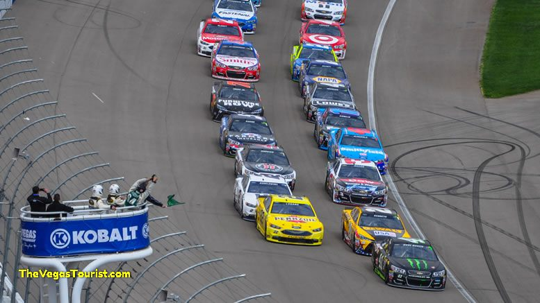 Las Vegas Gets Another NASCAR Cup Race
