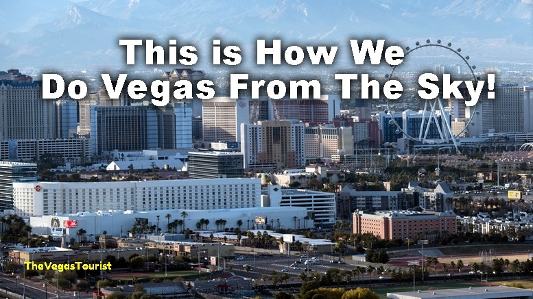 Fly Vegas Skies with Maverick Helicopter