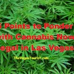 5 points to ponder about getting stoned in Las Vegas