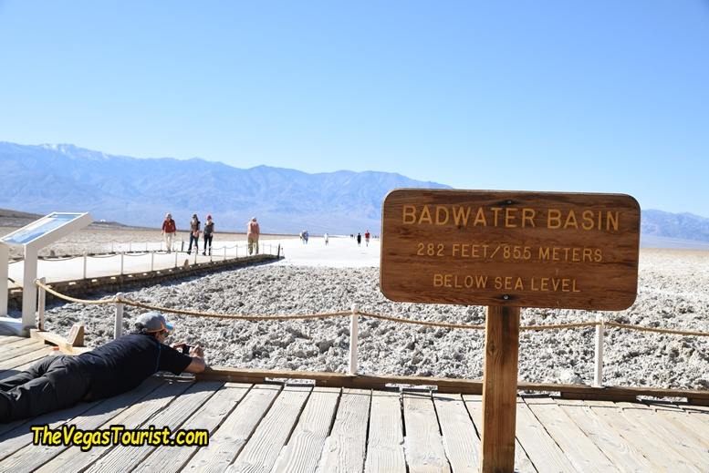 Badwater Death Valley Tour