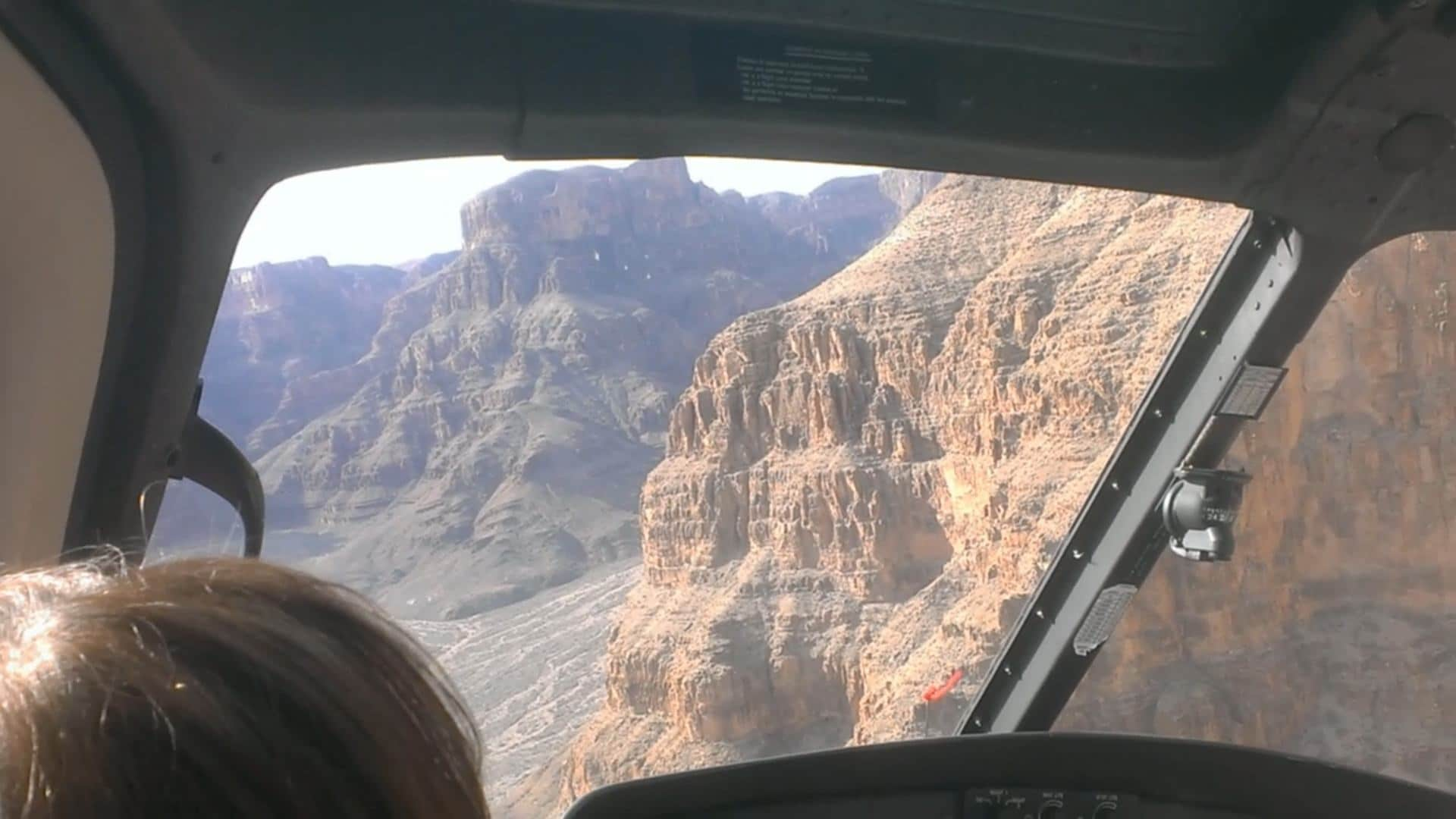 Grand Canyon West Helicopter Ride