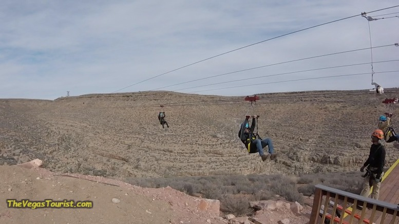 Do The Zipline at Grand Canyon West