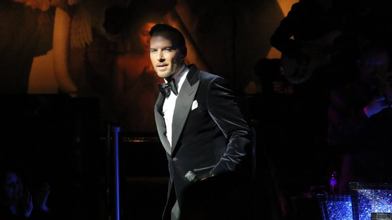 Matt Goss the New Sinatra at the Mirage!