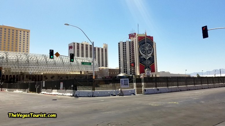 Derek Stevens Future on Downtown Las Vegas rides on this empty lot