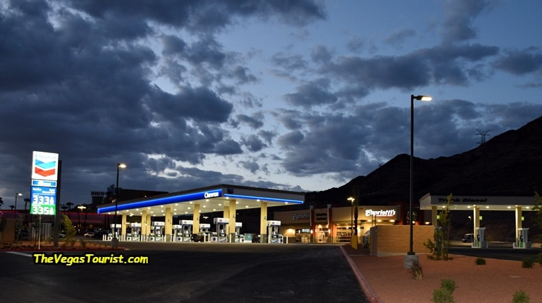 Railroad Pass Travel Center Now Open