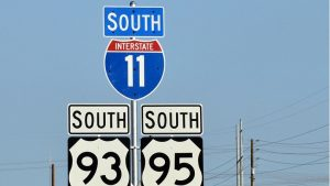 Interstate 11 Boulder City Bypass opens for travel