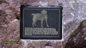 Nig the Hoover Dam Mascot grave