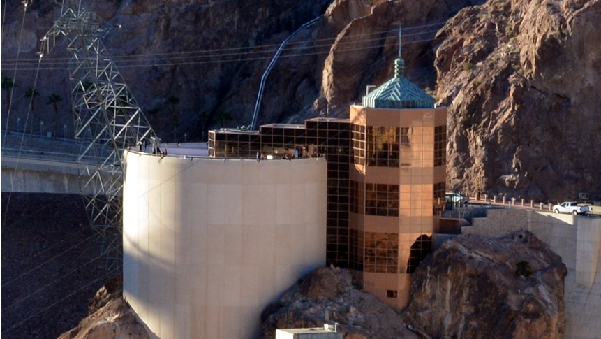 The Hoover Dam Visitor Center Updates