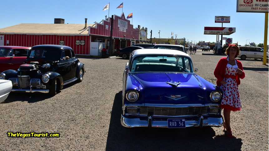 Historic Route 66 Fun Run Classic Chevy