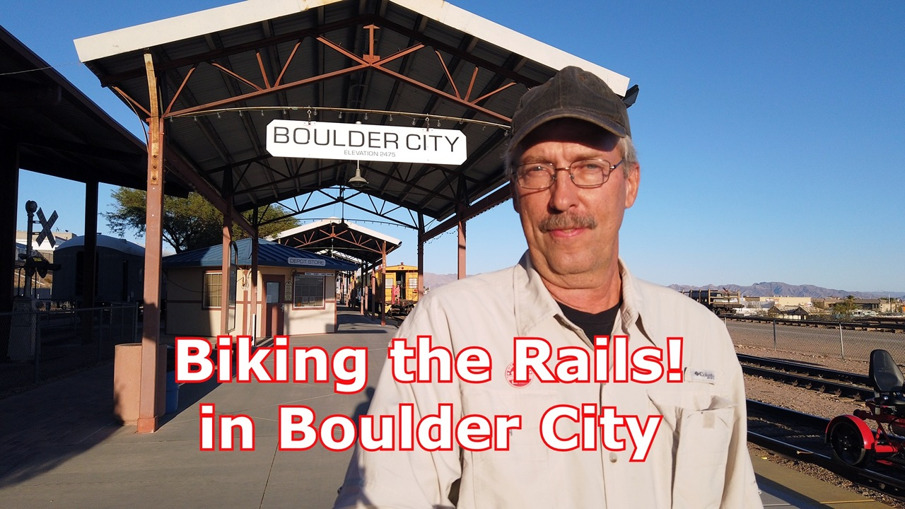 Sunset Rail Explorers Boulder City