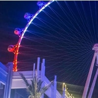 The High Roller Linq