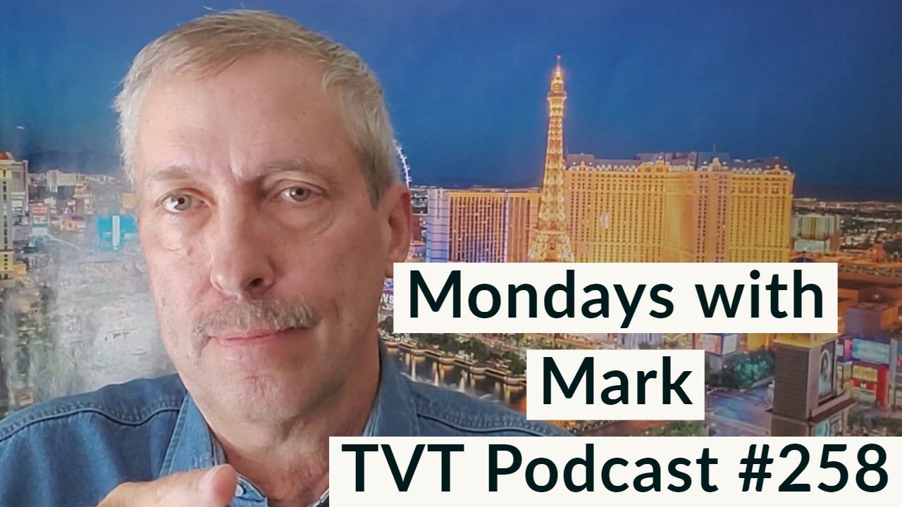 Mondays with Mark - The Vegas Tourist Podcast