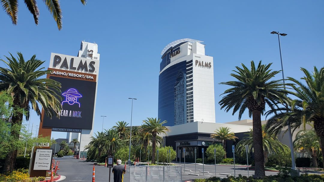 The Palms to be the new Hard Rock?
