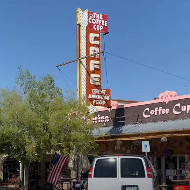 Breakfast in Boulder City – the Coffee Cup Cafe, History