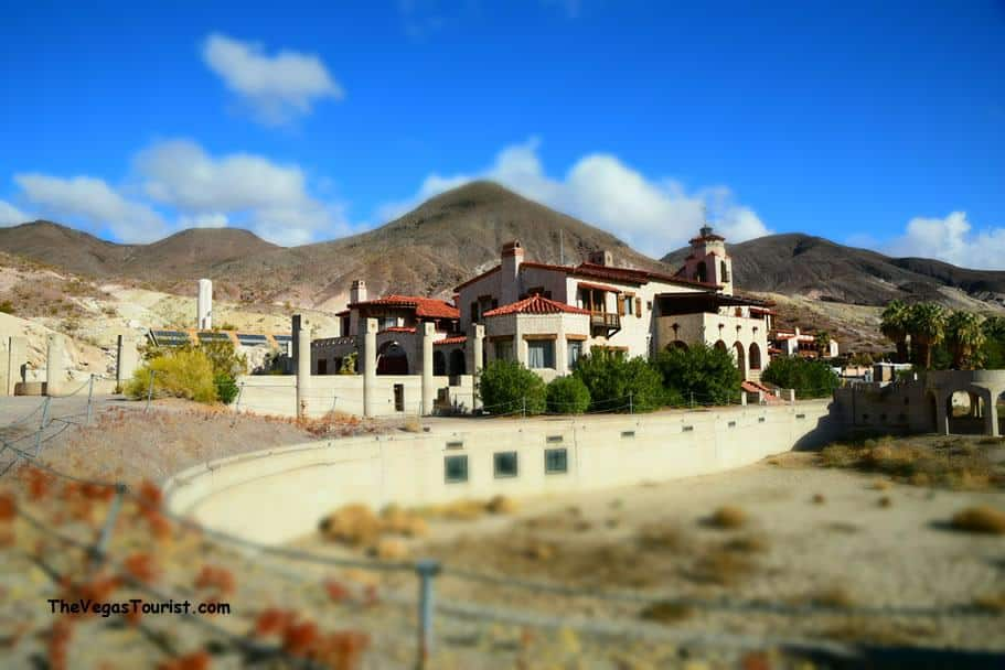 scottys castle in death valley