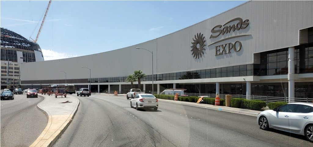 the sands expo